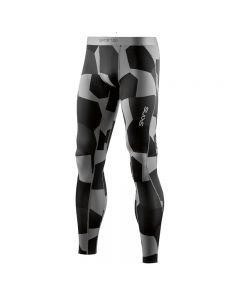 Skins DNAmic Men's Long Tights (small camo charcoal)