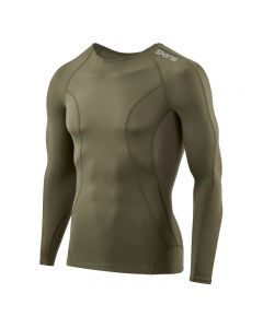 Skins DNAmic Men's Top Long Sleeve (utility)