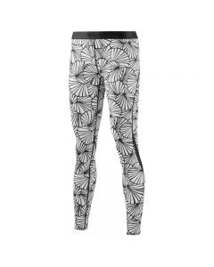 Skins DNAmic Women's Long Tights (graphic sunfeather black/white)