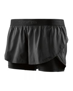 Skins DNAmic Women's Superpose Short (black/black)