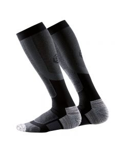 Skins Essentials Thermal Active Compression Socks (black/pewter)