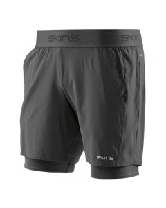 Skins DNAmic PRIMARY Mens Superpose 1/2 Tight (black)