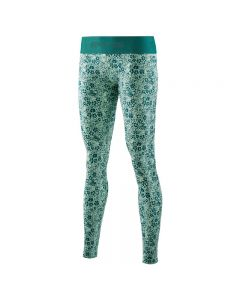 Skins DNAmic PRIMARY Womens Long Tight (petit floral litchen)