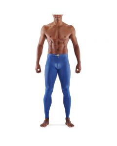 Skins Mens 5-Series Long Tights (blue)