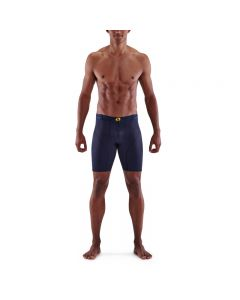 Skins Mens 5-Series Powershorts (navy blue)
