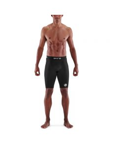 Skins Mens 1-Series Half Tights (black)