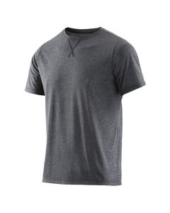 Skins Activewear Men's Fitness Avatar Short Sleeve Tee (black/marle)