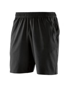 Skins Activewear Square 7 Inch Run Short (black)