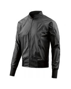 Skins Activewear Orsa Mens Bomber Run Jacket (black)