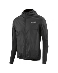 Skins Activewear Rone Enigineered Mens Wind Jacket (black)