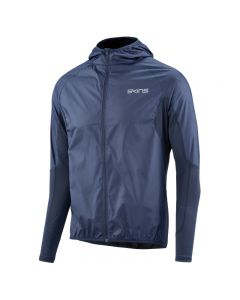 Skins Activewear Rone Enigineered Mens Wind Jacket (navy)