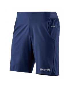 Skins Activewear Nore Mens Shorts 8 Inch (navy blue)