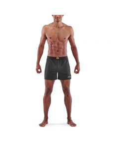 Skins Mens 3-Series Run Shorts (black)