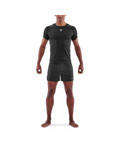 Skins Mens 3-Series Short Sleeve Top (black)