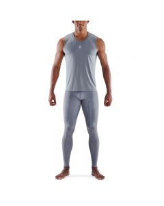 Skins Mens 3-Series Tank Top (mid grey)