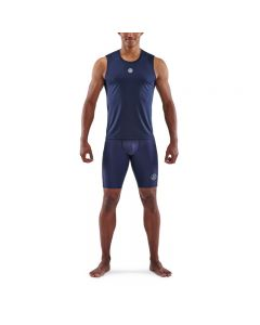 Skins Mens 3-Series Tank Top (navy blue)