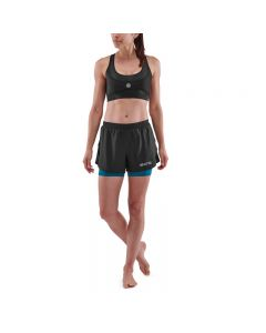 Skins Womens 3-Series X-Fit Shorts (black)