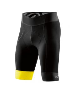 Skins Cycle Men's DNAmic 1/2 Tights (black/citron)