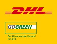 Der offizielle Spalding Shop versendet mit DHL gogreen